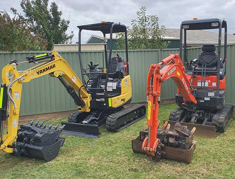 Best-Ballarat-Mini-Excavator-Hire